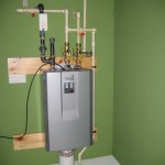 Certified green water heater