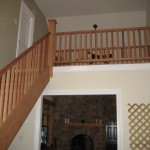 Lee Home Railing