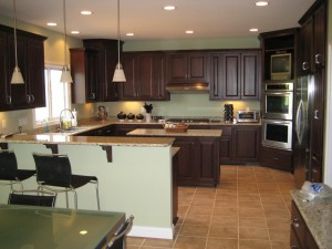 Worthington Custom Kitchen Renovation