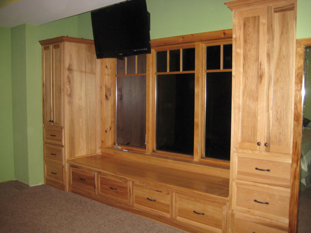 Built In Bedroom Cabinets | Kenton Construction